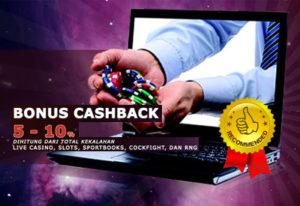 bonus cashback sabungayam